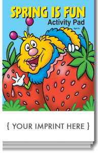 Promotional Coloring Books-0452