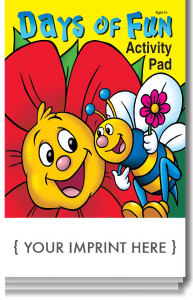 Promotional Coloring Books-0454