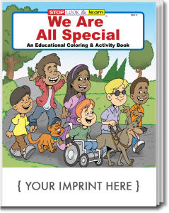 Promotional Coloring Books-0460