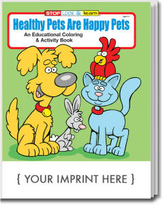 Promotional Coloring Books-0465