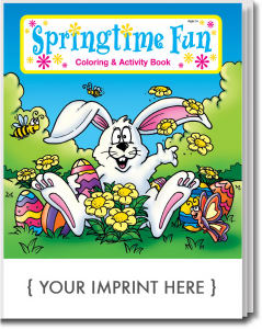 Promotional Coloring Books-0480