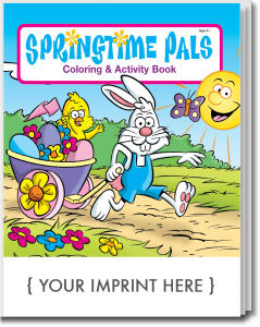 Promotional Coloring Books-0485