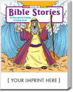 Promotional Coloring Books-0490