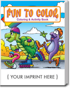 Promotional Coloring Books-0560