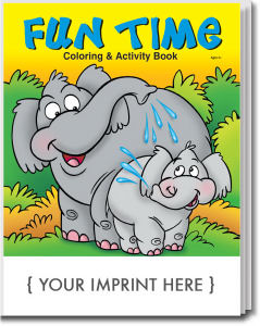 Promotional Coloring Books-0568