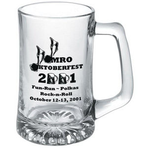 Promotional Glass Mugs-G418