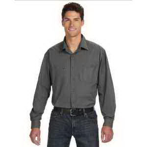 Promotional Button Down Shirts-4285