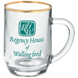 Promotional Glass Mugs-G409