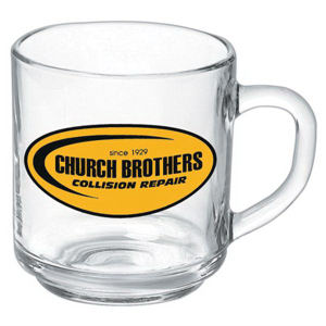 Promotional Glass Mugs-G419
