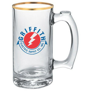 Promotional Glass Mugs-G542