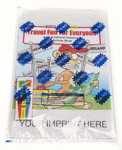 Promotional Coloring Books-0585FP