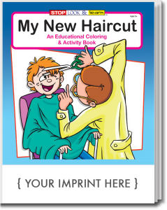 Promotional Coloring Books-0578