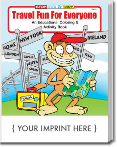 Promotional Coloring Books-0585