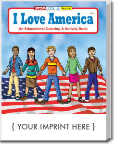 Promotional Coloring Books-0590