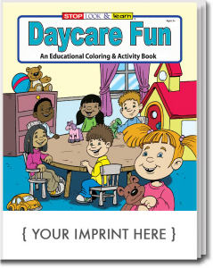 Promotional Coloring Books-0599