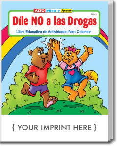 Promotional Coloring Books-1405