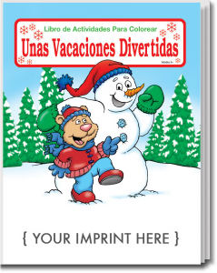 Promotional Coloring Books-1420