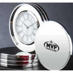 Platinum Coin Clock