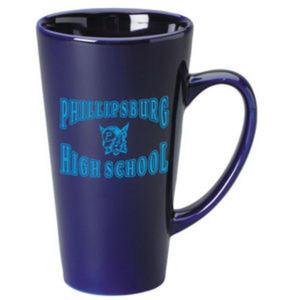 16 oz. Cobalt Blue