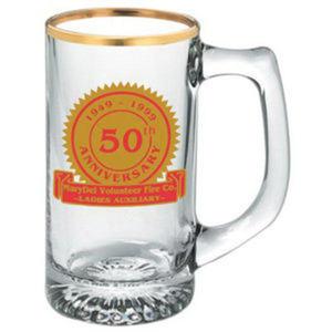 13 oz. Starburst Glass