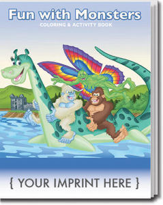 Promotional Coloring Books-0569