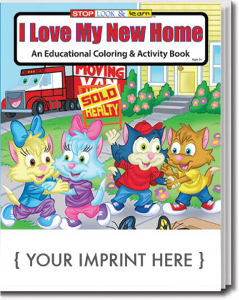 Promotional Coloring Books-0467