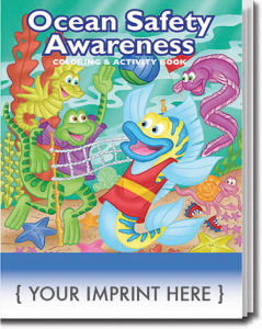 Promotional Coloring Books-0297