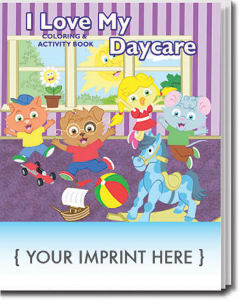 Promotional Coloring Books-0597