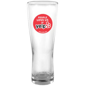 Promotional Glass Mugs-XH6283