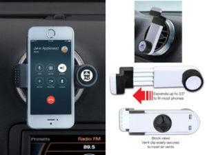 Universal Air-Vent Phone Holder
