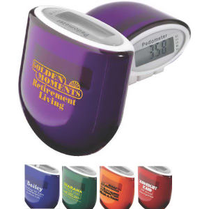 Promotional Pedometers-WHF-CS08