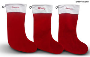 Promotional Christmas Ideas-XSOCK20R