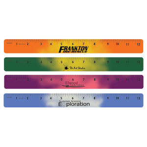 Promotional Rulers/Yardsticks, Measuring-97212