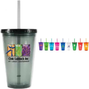 Promotional Drinking Glasses-16FREDOM