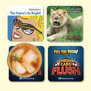 Promotional Mousepads-BG4 Coaster