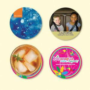 Promotional Mousepads-BGR3 Coaster