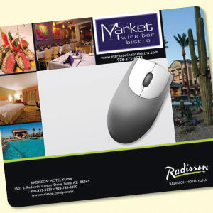 Promotional -FFR8 Mouse Pad