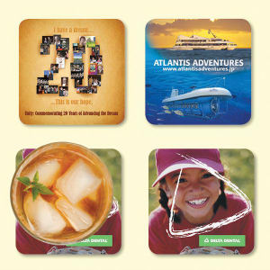 Promotional Mousepads-N64 Coaster