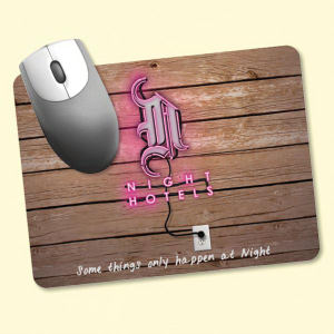 Promotional -N86 Mouse Pad