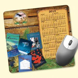 Promotional -ND7 Mouse Pad