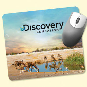 Promotional -NRF Mouse Pad