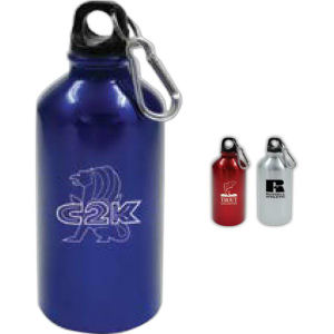 17 oz aluminum bottle