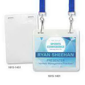 Promotional Badge Holders-1815-1401