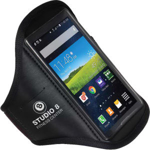 Neoprene Armband Phone Holder