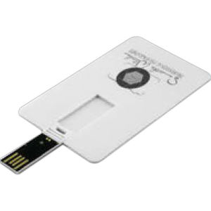 Promotional USB Memory Drives-USBCARD