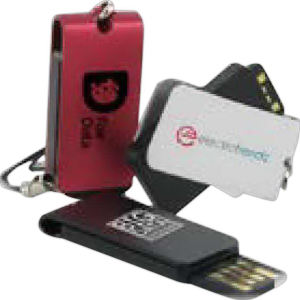 Promotional USB Memory Drives-USBMINSVL