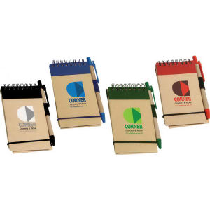 Recycled notepad with 50