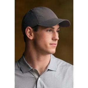 100% rip-stop sport cap
