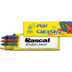 Promotional Crayons-SAMCOCB