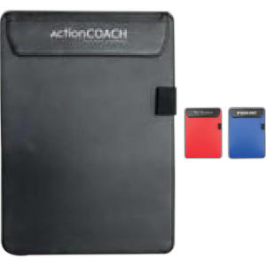 Blue - Microfiber clipboard